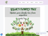 """Legacy """"Tree Share"""" by FamilySearch"""