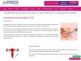 IUI Fertility Treatment Centres