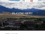 Insecurity on playing hurt book