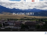 PLAYING HURT