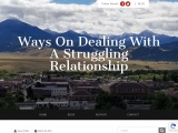 Ways on Dealing with a Struggling Relationship