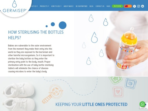 Sanitizing Tablets For Baby Bottles