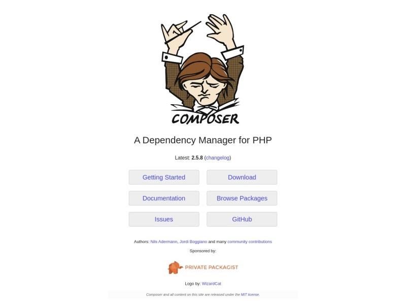 Composer | PHPのパッケージ管理ツール