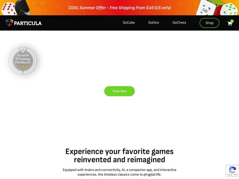 Gocube Smart Connected Toys screenshot