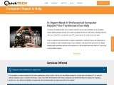 Computer Repairs & Onsite Support Services – Quick Tech Support