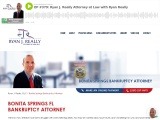 Ryan J. Really Attorney at Law, LLC, Bankruptcy Attorney in Bonita Springs, Florida