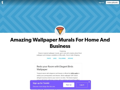 Amazing Wallpaper Murals for Home and Business
