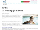 The Best Hydrotherapy for babies in Toronto