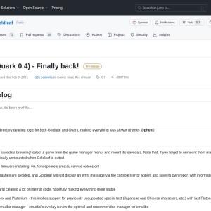 Release 0.9 (+ Quark 0.4) - Finally back! · XorTroll/Goldleaf · GitHub