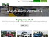 Scrap Metal Logistics & Transportation