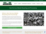 Non-Ferrous Metals Recycling and Processing