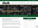 Orlando Metal Recycling Helps Save You Money and Resources
