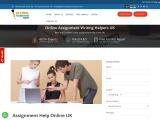Best Assignment Writing Help UK 2021