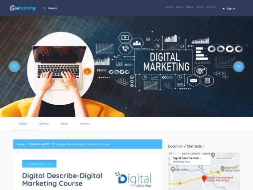 Digital Marketing course | training | institute in Udaipur