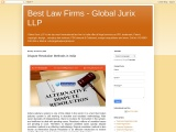 Swift and Easy Legal Services for Alternative Dispute Resolution