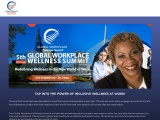 Global Workplace Wellness Summit: Nov 8-10, 2021