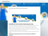 Are commercial cleaning services beneficial?