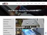 Roof Repair Services Weymouth MA
