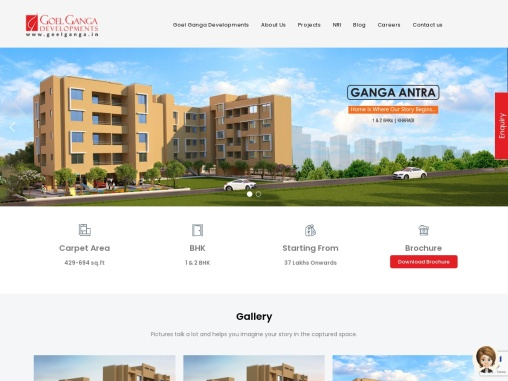 Are you planning to buy a 2 BHK flat in Kharadi, Pune?