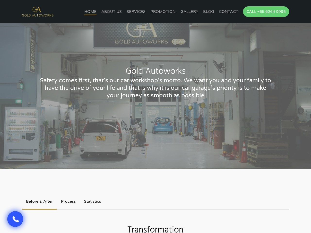 Car Repair Service Specialties