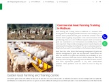Commercial Goat Farming Training in Mathura