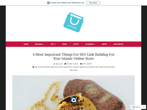 Muslim Gift – Get Arabic Gifts For Her