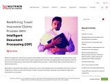 Intelligent Document Processing Insurance|Intelligent Document Processing Healthcare