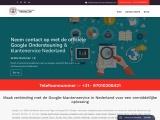 Klantenservice van Google Nederland, +31-102680141 ondersteuning nummer