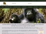 Gorilla Trekking Safaris in Uganda