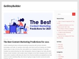 The Best Content Marketing Predictions for 2021