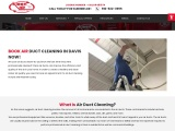Top-Notch Air Duct Cleaning Davis Services