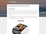 Get the finest Burger Boxes for optimal sales at GoToBoxes
