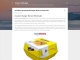 GoToBoxes provide perfect Burger Boxes at cheap rates