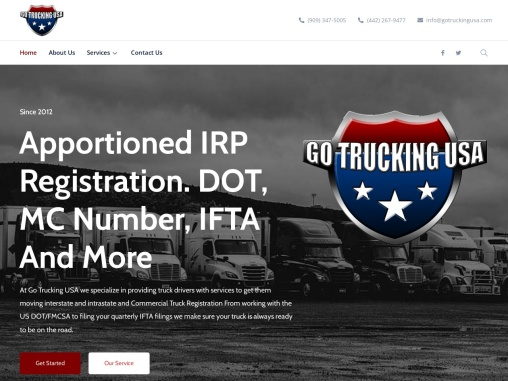 Truck Services   Truck Truck Registration