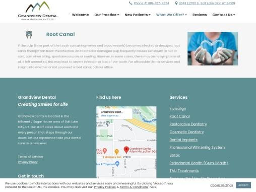 clear aligners salt lake city | Grandview Dental – Adam McLachlan DDS | Dentist SLC UT