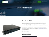 Refurbished and Used Cisco Router 2901