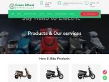 Hero Electric Bike in Chennai | Hero Electric Bike Showroom in Chennai