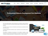 Professional Website Development firm Manitoba