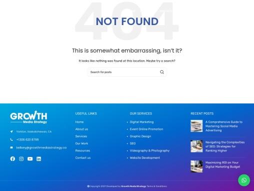 website development services in Manitoba