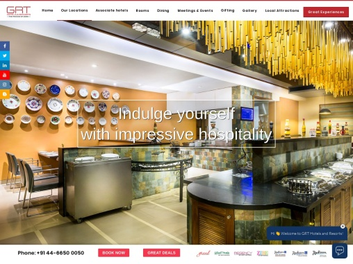 Hotels in vellore | best hotels in vellore