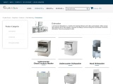 Buy Commercial Dishwasher Machine Online in India at the Best Price