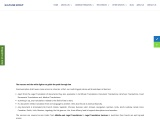 Legal Translation Services from UK
