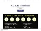 GV AUTO – Mechanic in Shepparton – Mechanic Seymour