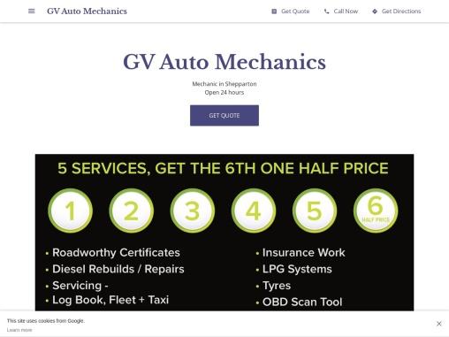 GV AUTO – Mechanic in Shepparton – Mechanic Yarrawonga
