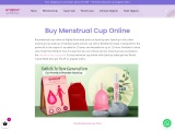 Best Safest Menstrual Cup: Leak Free, Odorless, Medical Grade Silicone