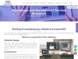 Website Creator Singapore- Hachi Web Solutions