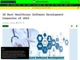 Top 10 Healthcare Software Development Companies