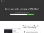 HackMD - Collaborative markdown notes