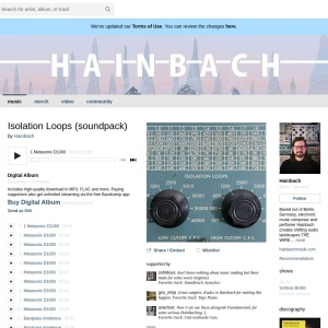 Isolation Loops (soundpack) | Hainbach