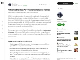 Which is the Best Air Freshener for your Home?